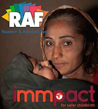 Maternal and Newborn Health Research and Advocacy Fund, Pakistan
