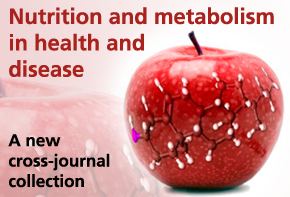 Nutrition and metabolism in health and disease